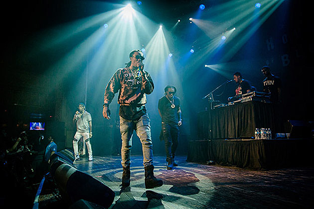Migos at House of Blues