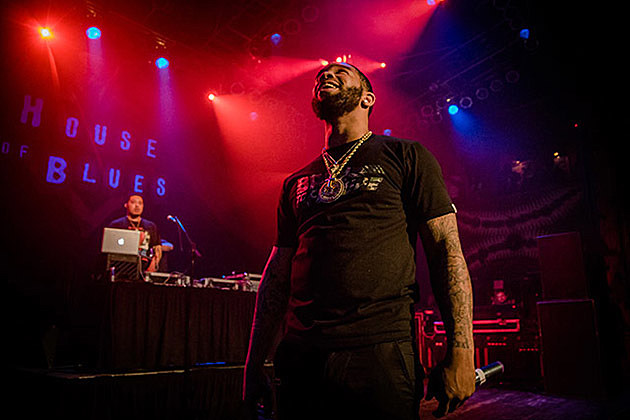 Skippa Da Flippa at House of Blues