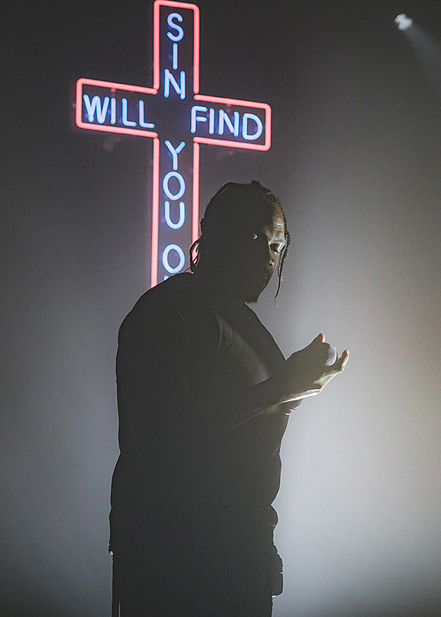 Pusha T at The Vic