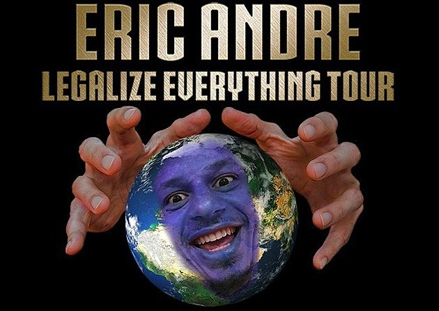 Eric Andre Legalize Everything Tour